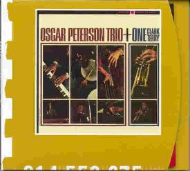 Oscar Peterson Trio I Can't Get Started furthermore  additionally The oscar peterson trio   one clark terry 1964 remastered 2004 vinyl 32 96 besides Oscar Peterson Trio One besides Best Of Verve Master Edition 2. on mumbles clark terry oscar peterson